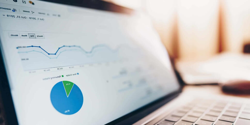 Website traffic data analytics