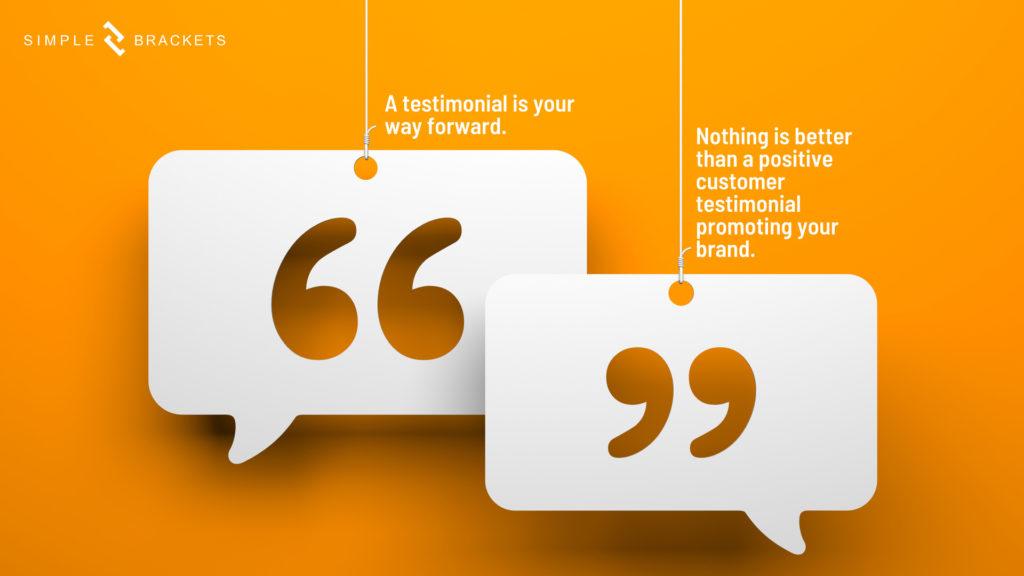 Customer Testimonials blog banner