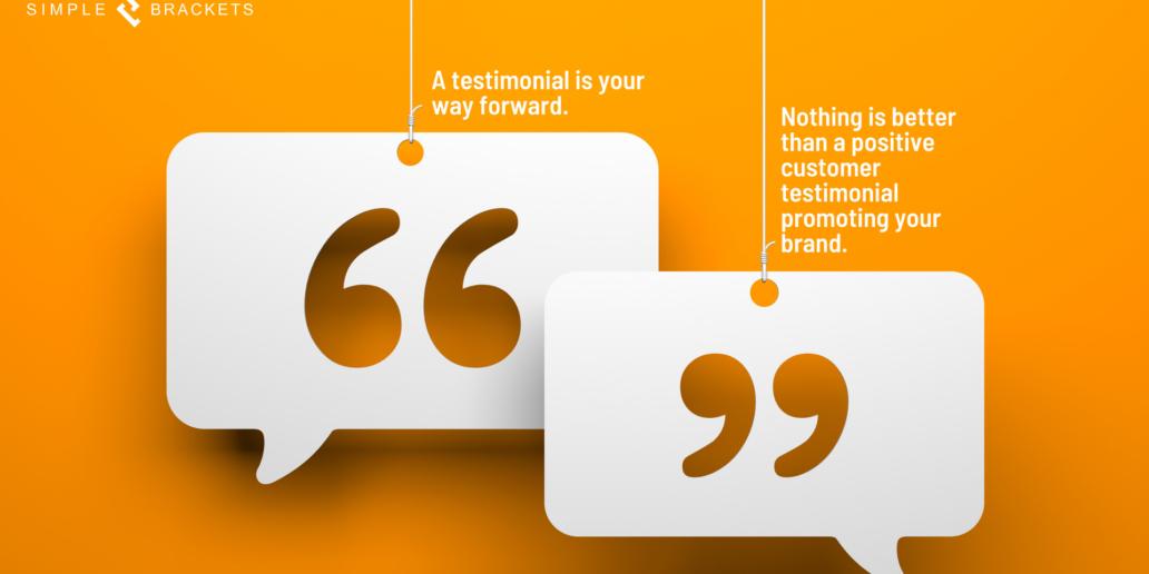 Importants of customer testimonial